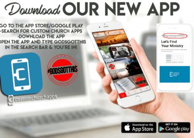 The #GodsGotThis FREE App