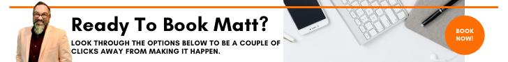 Book Matt Crump Now