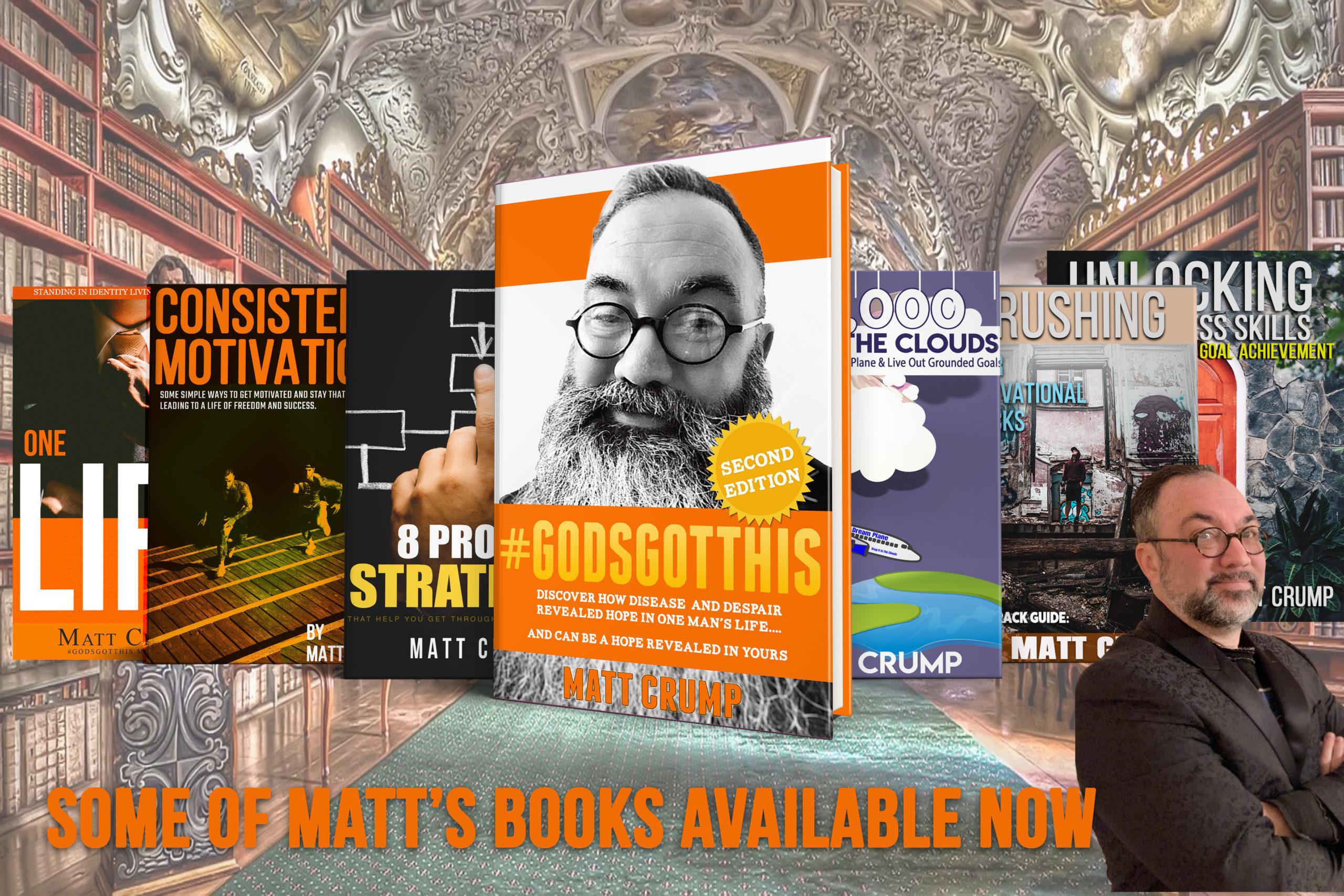 Matt's Book Catalog
